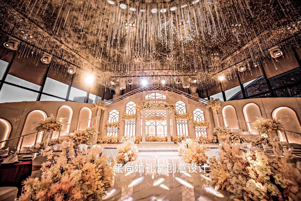 南京悠居酒店婚礼堂改造