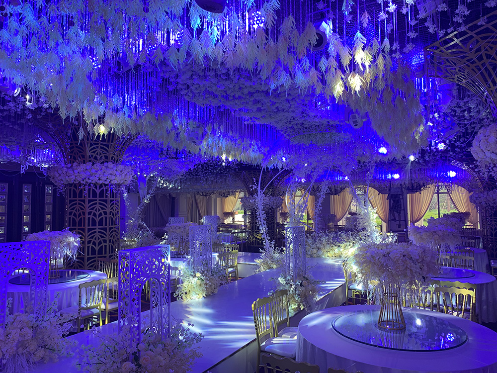 酒店婚礼堂设计改造