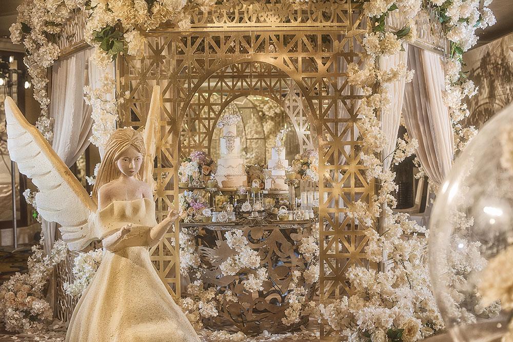 酒店婚礼堂改造
