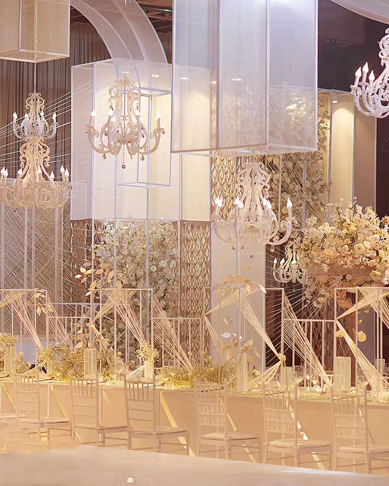一站式婚礼堂设计制作