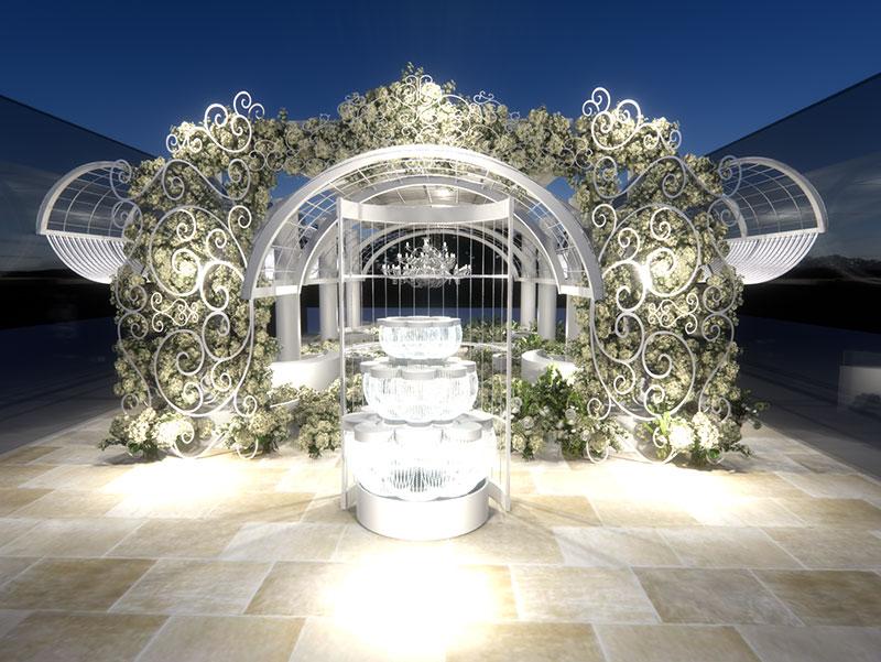 婚礼堂设计