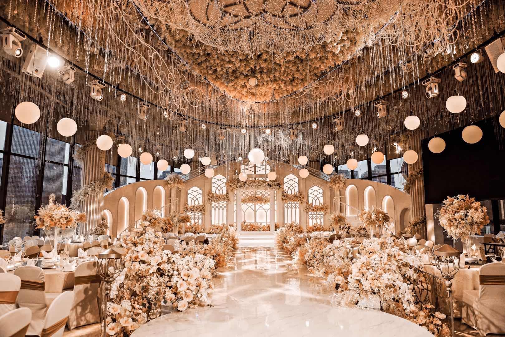 婚礼堂改造案例